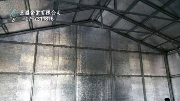 鋼結構_牆面隔熱 4