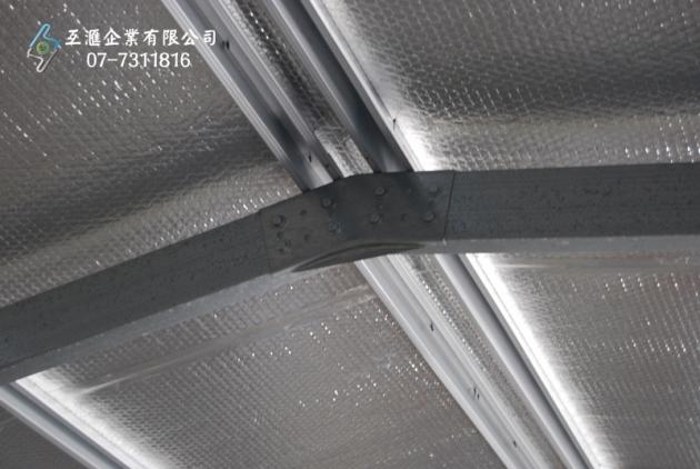 鋼結構隔熱 2