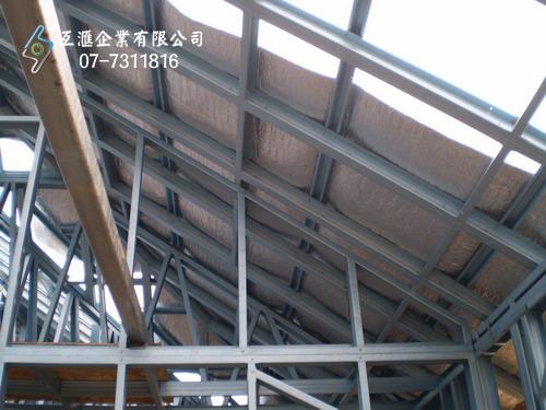 鋼結構隔熱 3