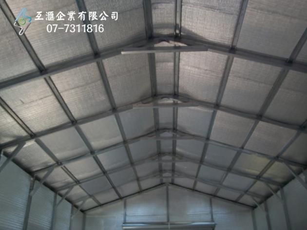 鋼結構隔熱 4