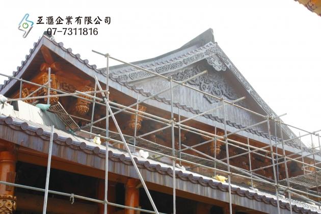 寺廟建築隔熱_大仙寺 4
