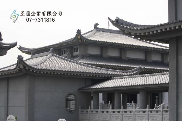 寺廟建築隔熱_朝元禪寺 5
