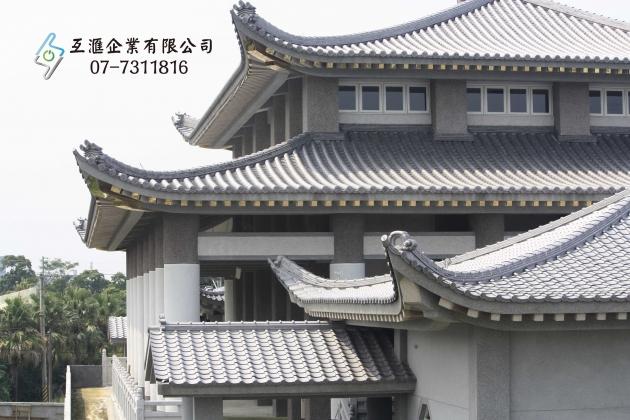 寺廟建築隔熱_朝元禪寺 6