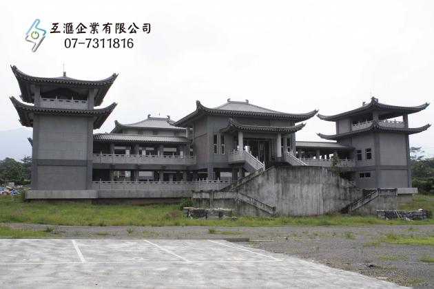 寺廟建築隔熱_朝元禪寺 7